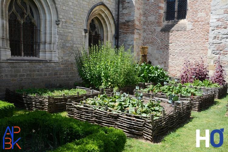 Jardins  Secrets près de la Cathédrale St Etienne