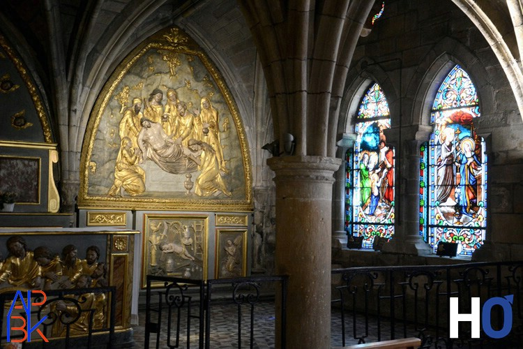Chapelle attenante à l'Eglise St Sauveur