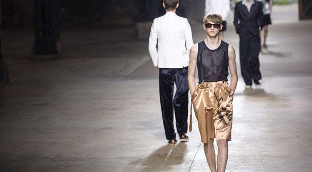 DRIES VAN NOTEN SS16 – Fashion-week Paris