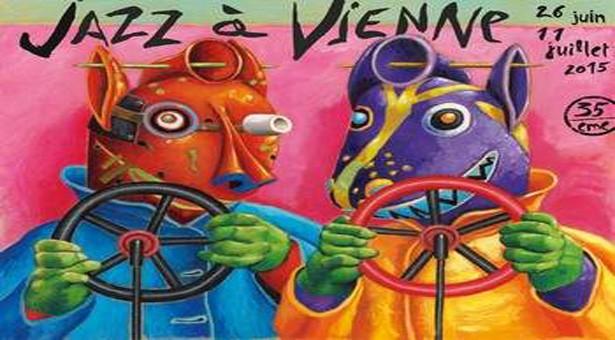Festival Jazz à Vienne (Isère) : une programmation prestigieuse !