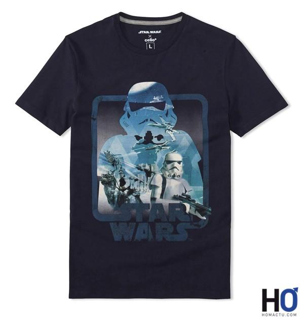 T-shirt  LBETROOPER