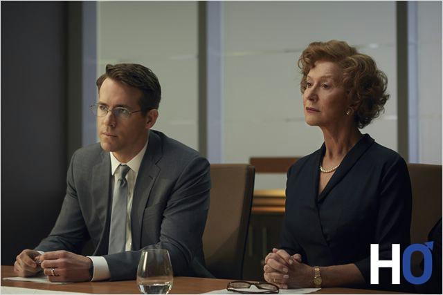 Randol Schoenberg (Ryan Reynolds) et Maria Altmann (Helen Mirren)