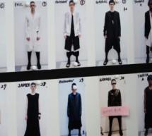 JULIUS– SS16 – Fashion-week Paris – Backstage