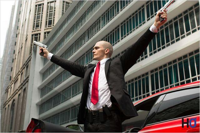 Agent 47 (Rupert Friend)