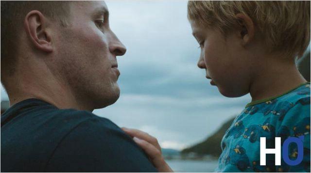 Martin  (Ole Giæver) et son fils
