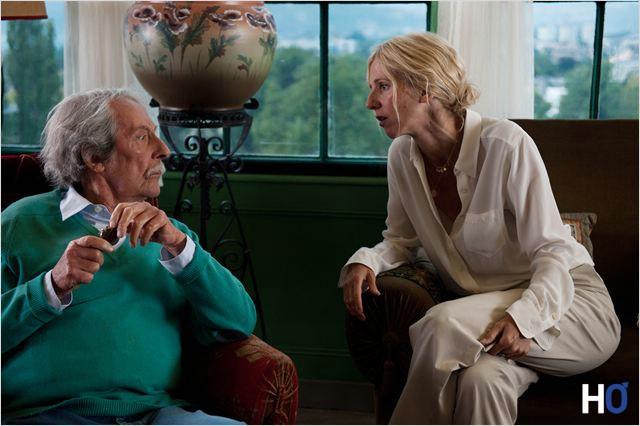 Claude et sa fille, Carole (Sandrine Kiberlain)