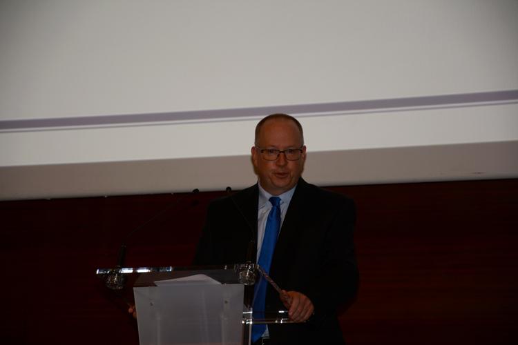 Peter Tod (Directeur Général d'HEC Paris)