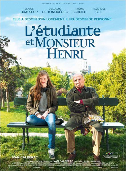 L'Etudiante et Monsieur Henri