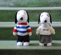 L'expo « Snoopy and Belle in fashion » arrive à Paris.