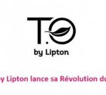T.O by Lipton – Nouvelle marque premium.