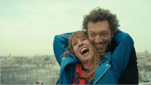 Tony (Emmanuelle Bercot) et Georgio (Vincent Cassel)