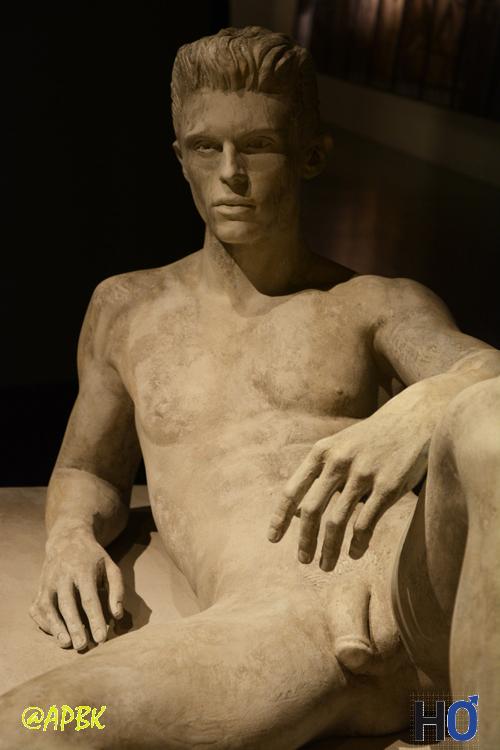 Sculpture de Baptiste Giabiconi