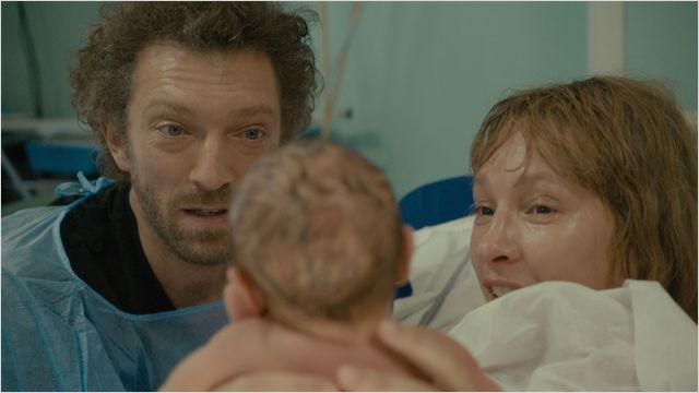 Giorgio et Tony, l'arrivée du bébé