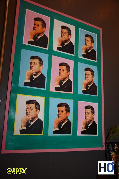Poster JFK