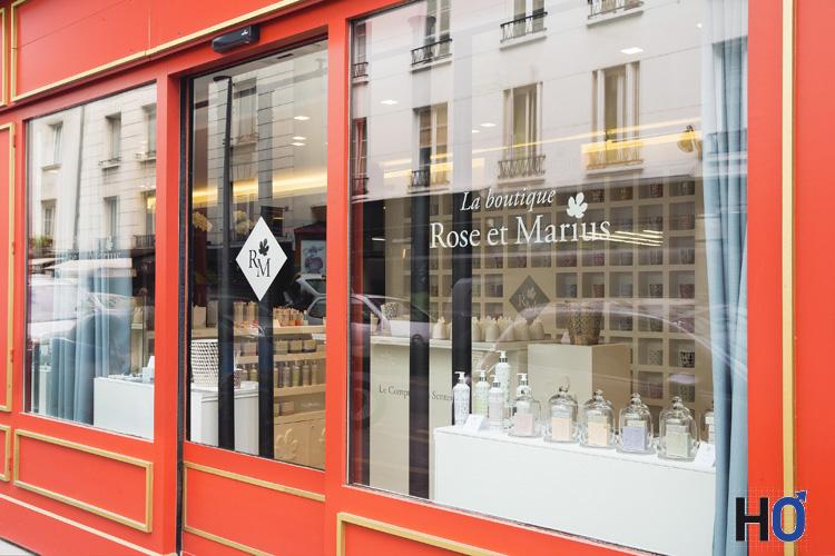 La boutique 10-12 rue de Charonne à Paris 11ème