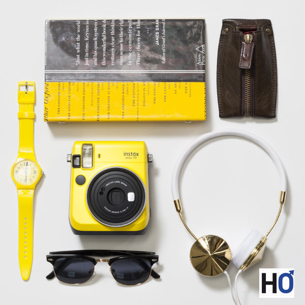 Instax Mini 70 Jaune MS
