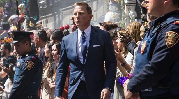» 007 Spectre » de Sam Mendes.