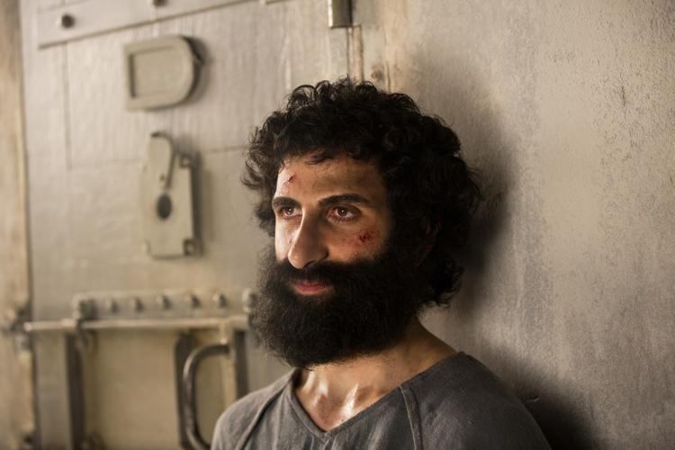 Hibat (Kheiron) en prison.
