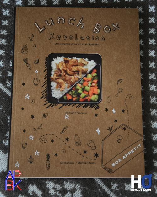 Livre unique de recettes culinaires du monde entier pour le lunch