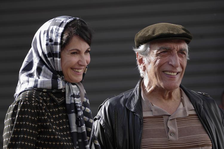 Les parents (Zabou et Gérard Darmon)