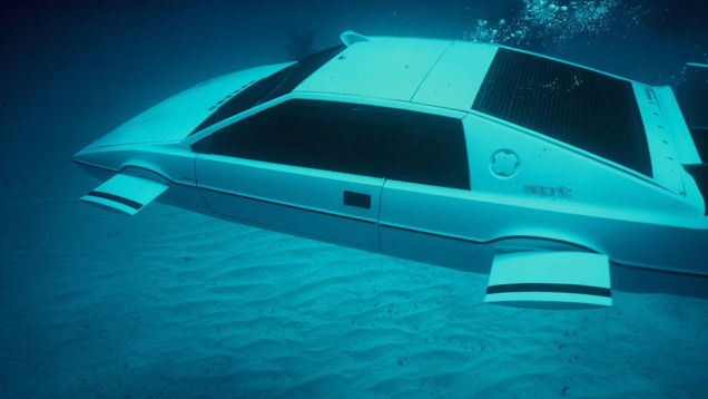Lotus Esprit © Club James Bond
