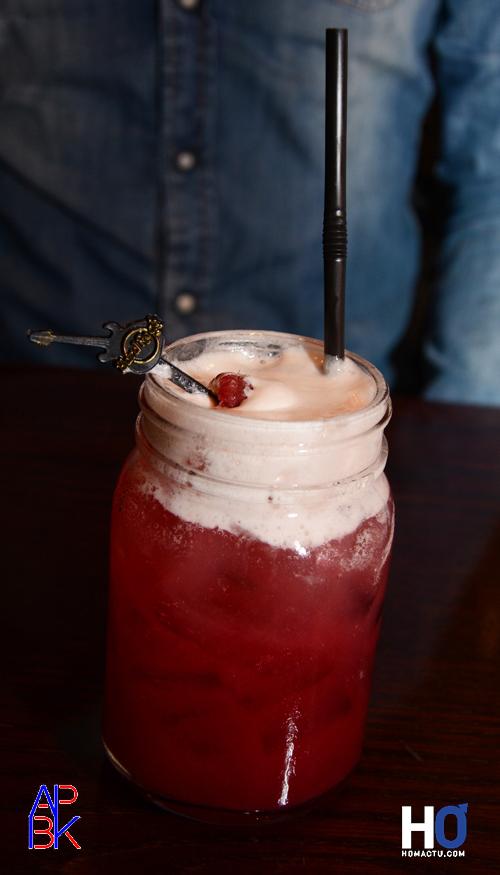 Le cocktail maison