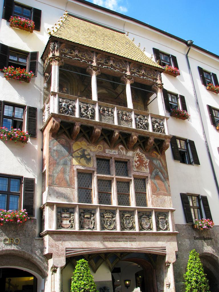 Innsbruck_toit_d_or