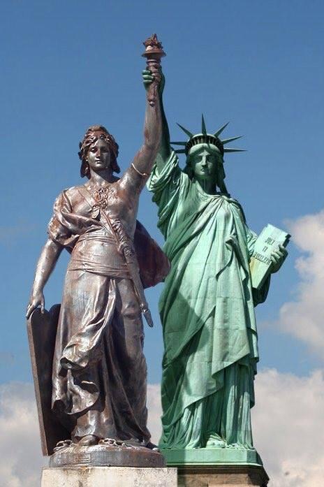 La République et la Liberté
