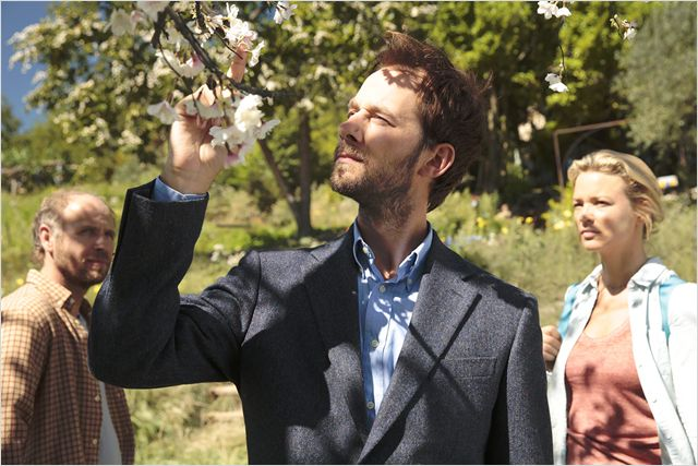 Pierre (Benjamin Lavernhe) et Louise