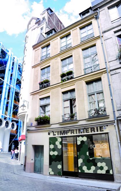 L'imprimerie - 16 Rue Saint-Merri, 75004 Paris