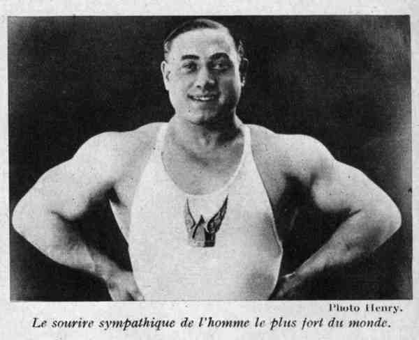 Charles Rigoulot-champion Olympique