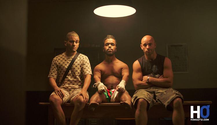 Malik Bentalha,Anouar Toubali, Franck Gastambide