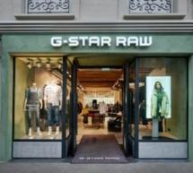 G-STAR RAW OUVRE UNE NOUVELLE BOUTIQUE PARISIENNE .