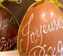 Pâques arrive et pourquoi ne pas s'offrir du chocolat ?