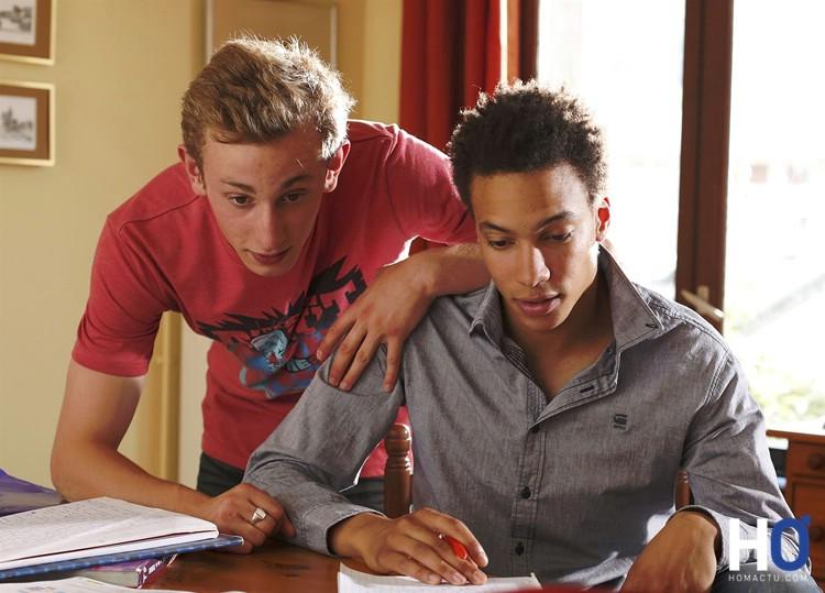 Damien et Tom