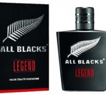 ALL BLACKS LEGEND, le parfum mythique d'une équipe légendaire !