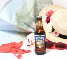 Bavaria 0,0% Pêche, la boisson de l'été !