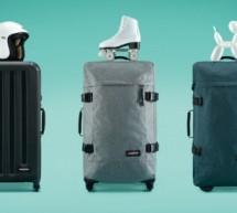 Eastpak présente une ligne de compagnons  pour tous les types de voyages.