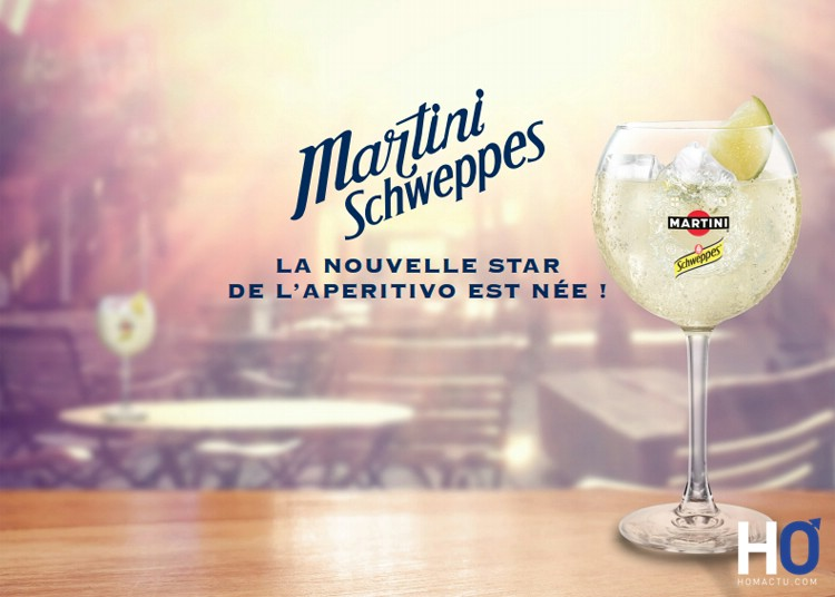 MARTINI® SCHWEPPES®