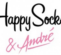 HAPPY SOCKS & L'ARTISTE ANDRE CREENT UNE COLLECTION CAPSULE!