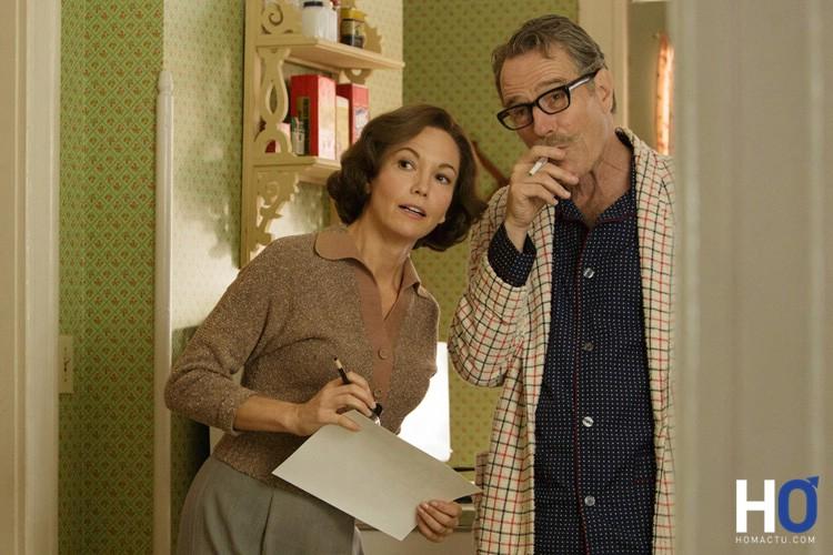 Cleo Trumbo (Diane Lane), femme de Dalton Trumbo