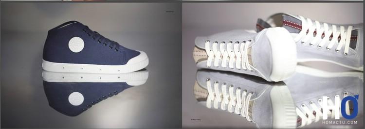 A gauche, modèle : B2 Canvas - à droite : B2 Heavy Twill