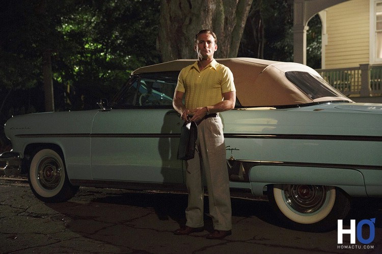 Kirk Douglas ( Dean O'Gorman)