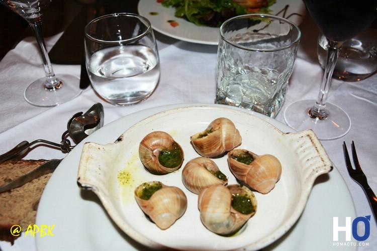 """6 gros escargots de Bourgogne """"Label rouge"""""""