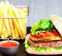 Delpeyrat : Un burger chic et savoureux.