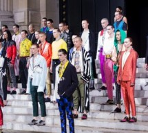 HAIDER ACKERMANN – Fashion Week Paris – Printemps Eté 2017