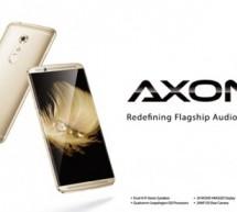 AXON 7 le smartphone  de ZTE est disponible en Europe !