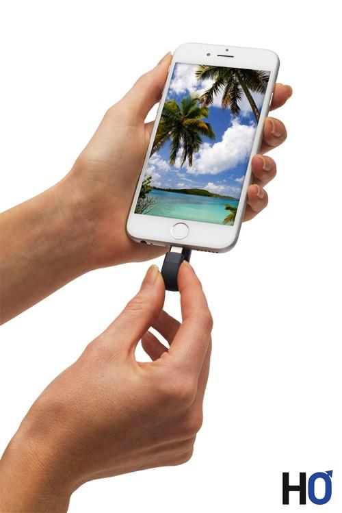 Introduction de IXpand dans l'Iphone
