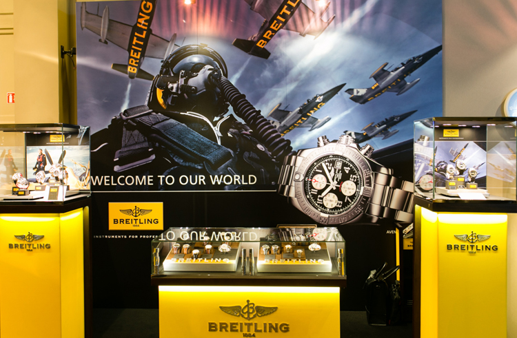 Stand Breitling