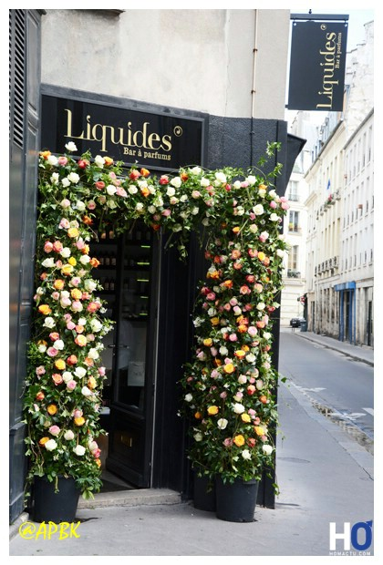 Liquides -9, rue de Normandie 75003 Paris